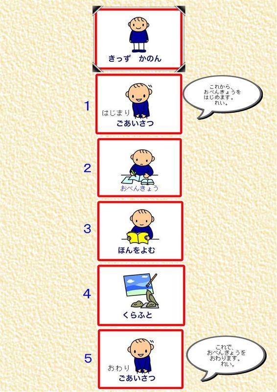 すべての講義 1日 スケジュール表 : を持たせる~スケジュール ...